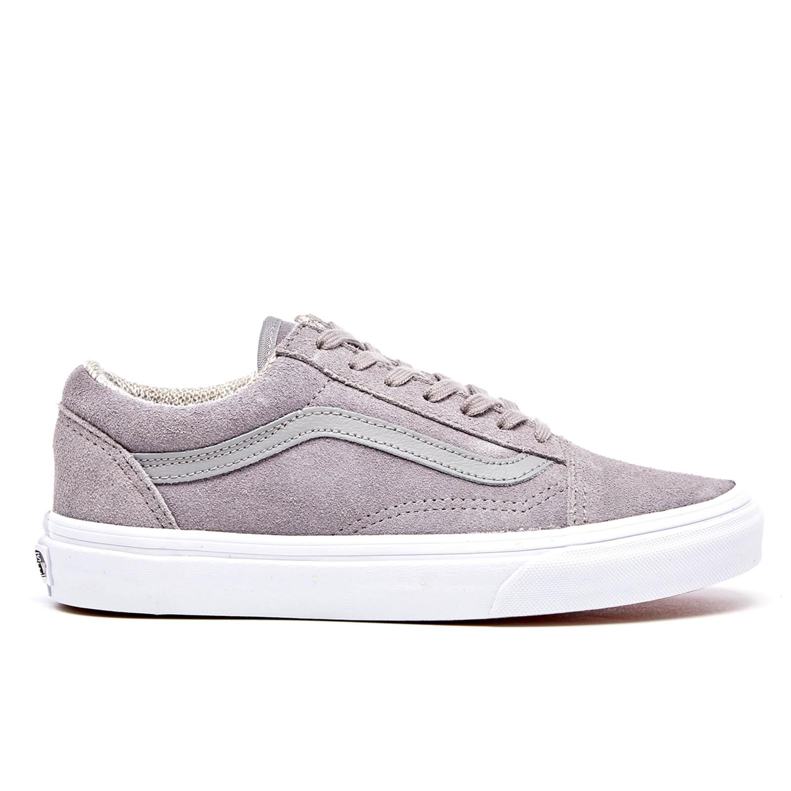 Vans Old Skool Suede Woven graytrue white | Schuhe | Vans