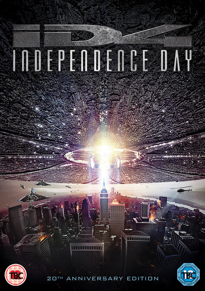 Independence Day 20th Anniversary Edition