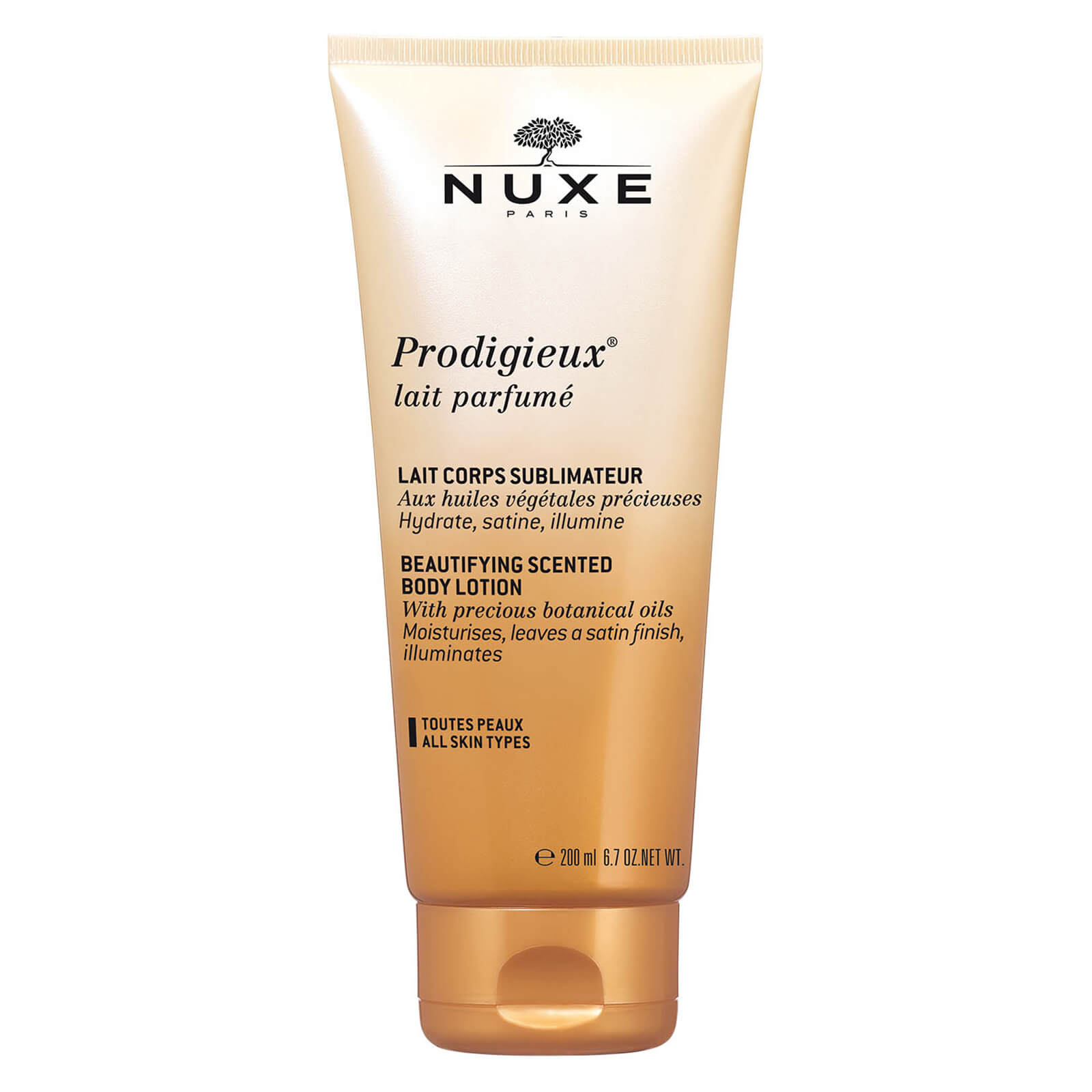 Nuxe Prodigieux Body Lotion 200ml Beautyexpert Super Black Eagle Ii Trigger Assembly World39s Largest Supplier Of Product Description