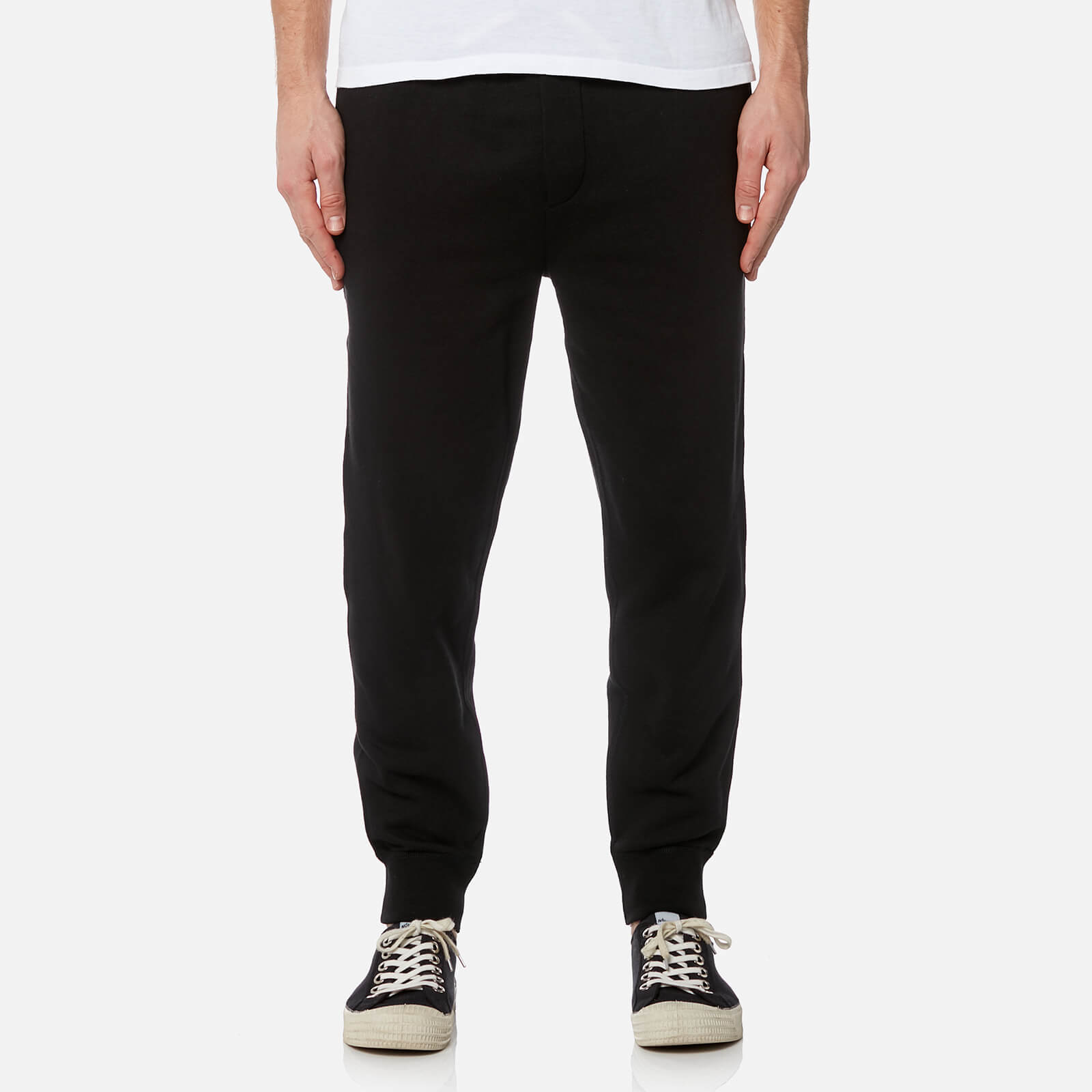 97402968f Polo Ralph Lauren Men s Rib Cuff Pants - Polo Black - Free UK Delivery over  £50