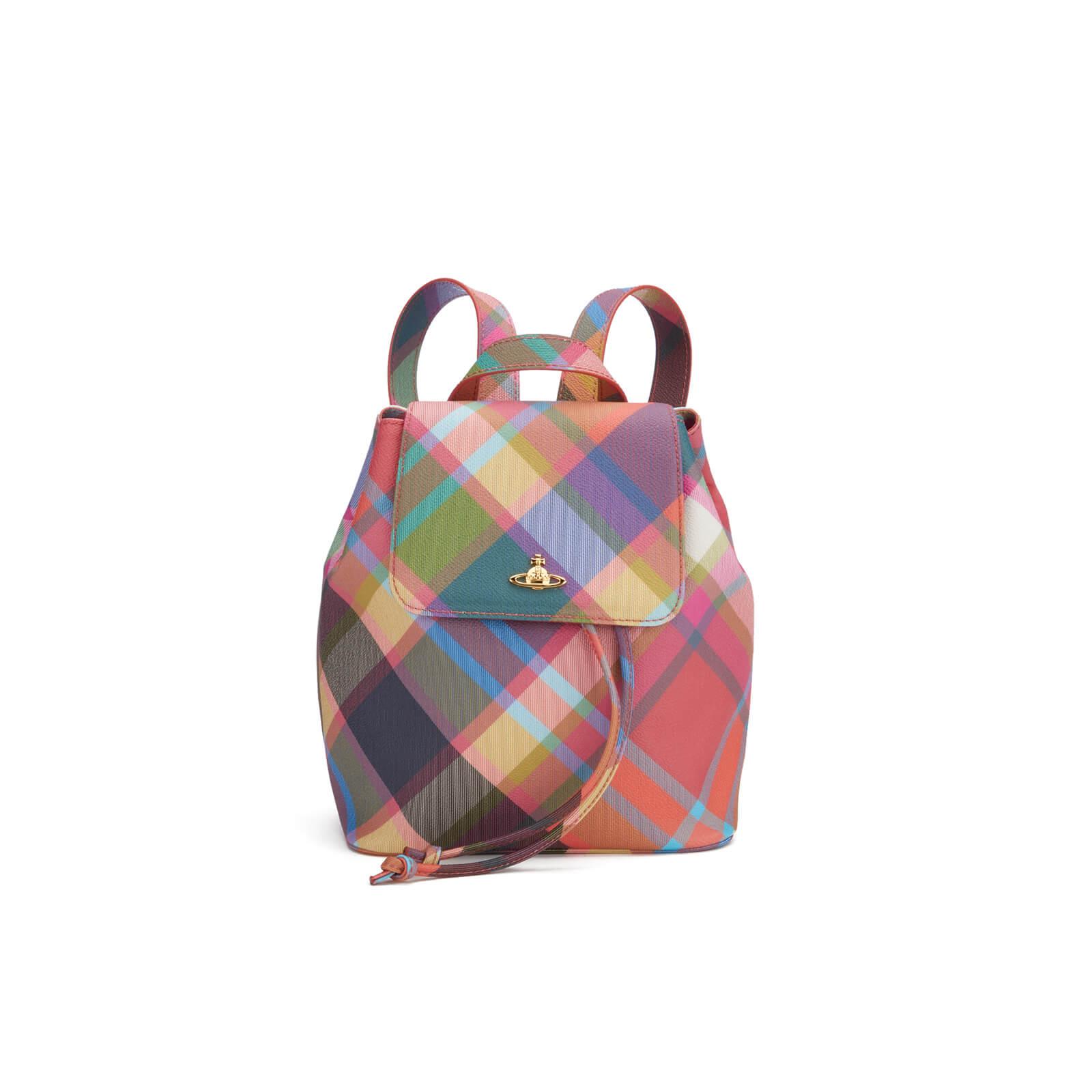 d34408a8578 Vivienne Westwood Women's Derby Backpack - Harlequin - Free UK Delivery  over £50