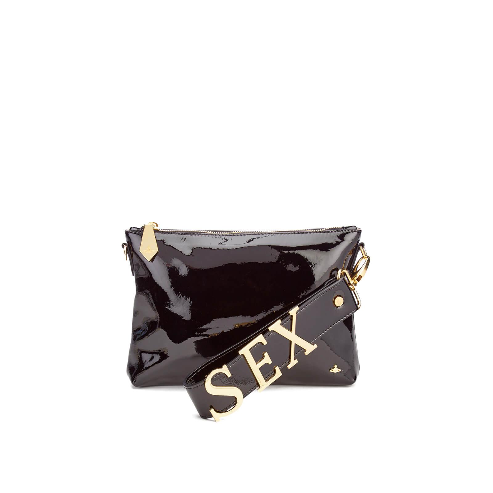 455fedcb54 Vivienne Westwood Women's Nappa Bag - Black - Free UK Delivery over £50