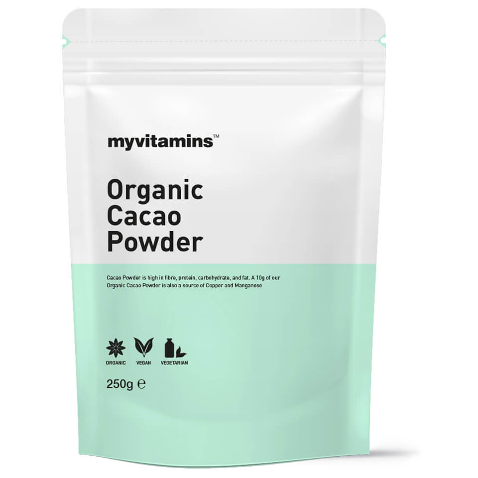 Organic Cacao Powder - 250g