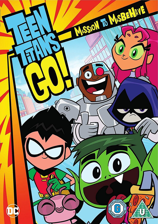 Teen Titans Go - Season 1 Volume 1 Dvd  Zavvi-8792