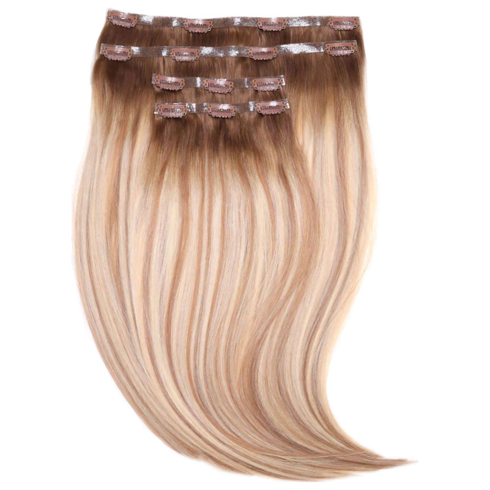 Beauty Works Jen Atkin Invisi Clip In Hair Extensions 18 Santa Maybelline Volumamp039 Express The Magnum Mascara Black 6 Pcs Monica