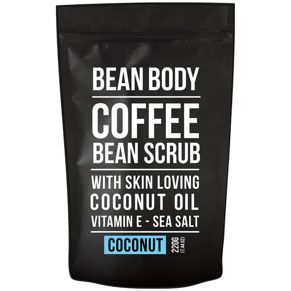 Bean Body - Coconut - Coffee Bean Scrub (220g)