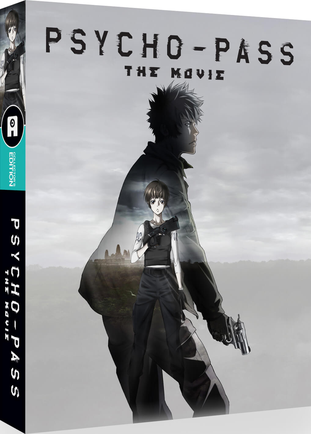 PSYCHO-PASS: The Movie Collector