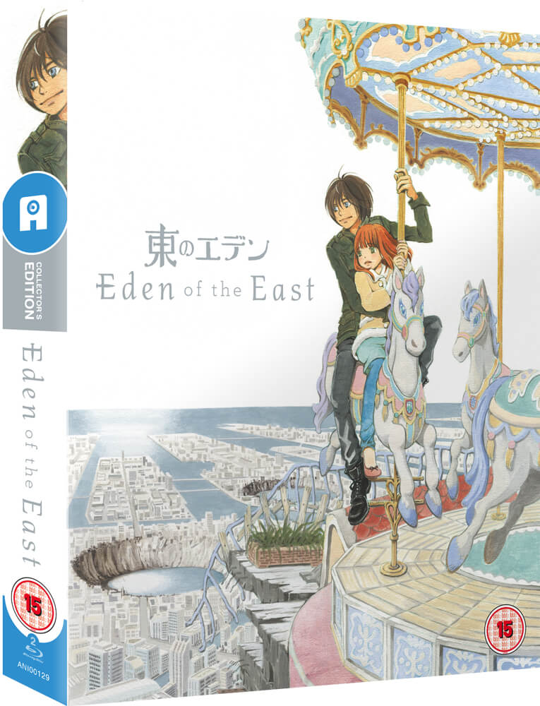 Eden of the East Collector