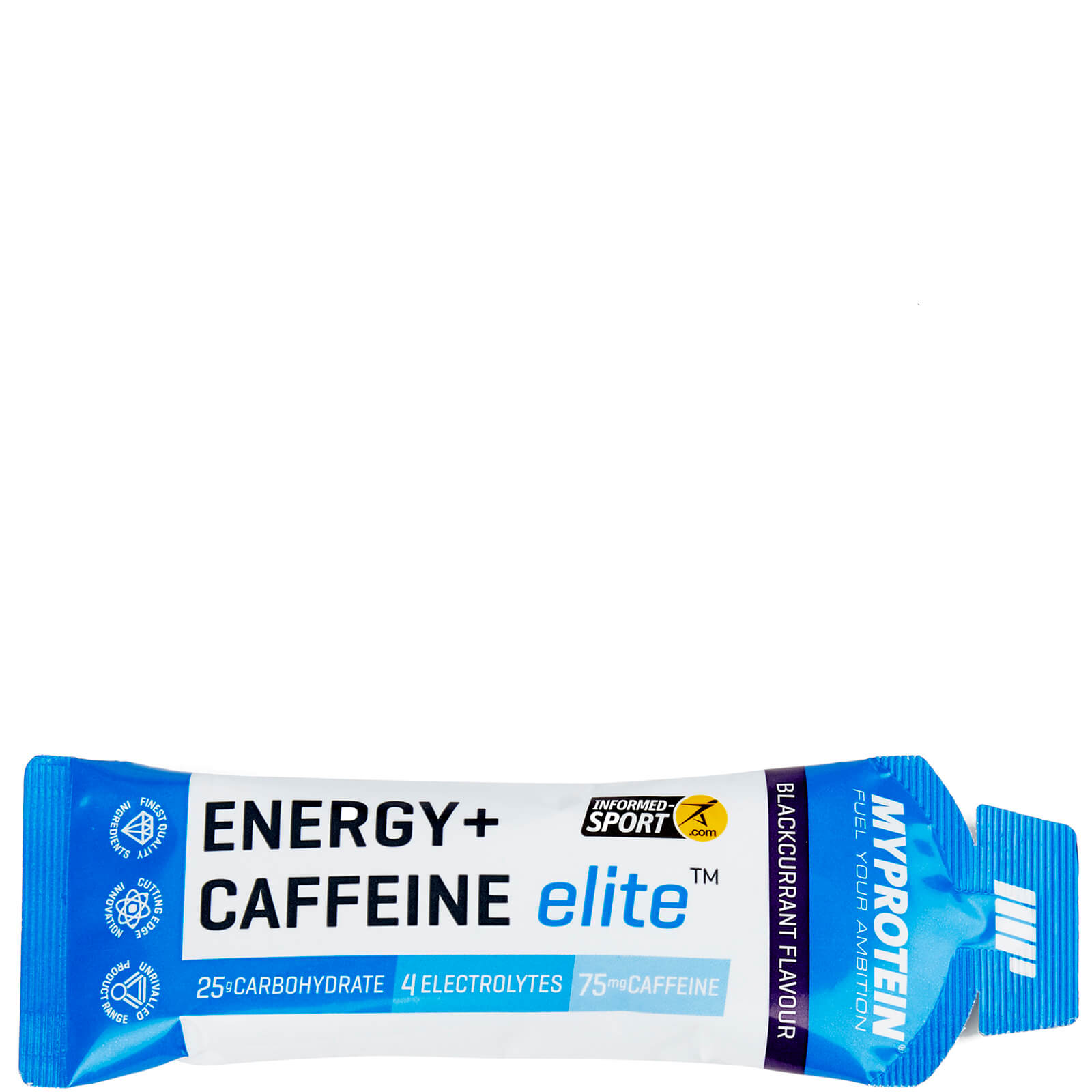 Myprotein Energy Elite + Caffeine, Blackcurrant, 50g