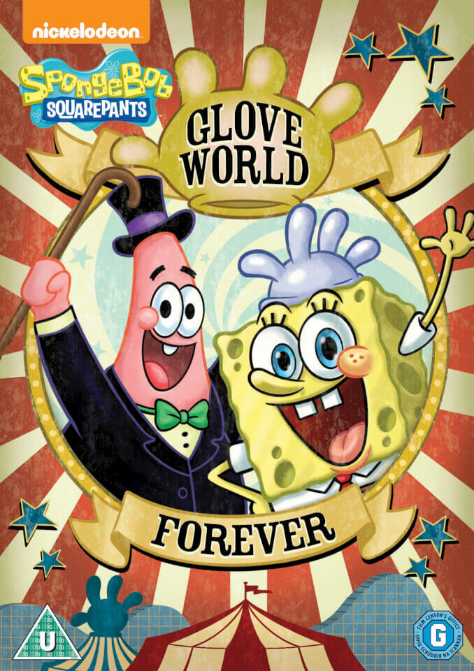 SpongeBob Square Pants: Glove World Forever
