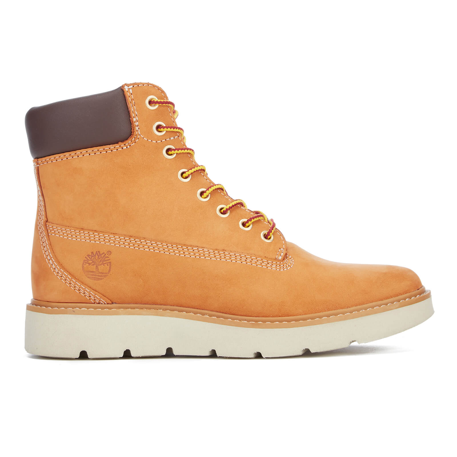 1c3d80365089a Timberland Women's Kenniston 6 Inch Nubuck Boots - Wheat | FREE UK Delivery  | Allsole