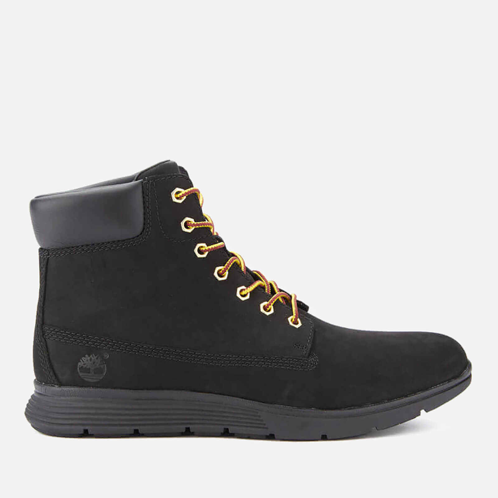 Timberland Men's Killington 6 Inch Boots Black Nubuck