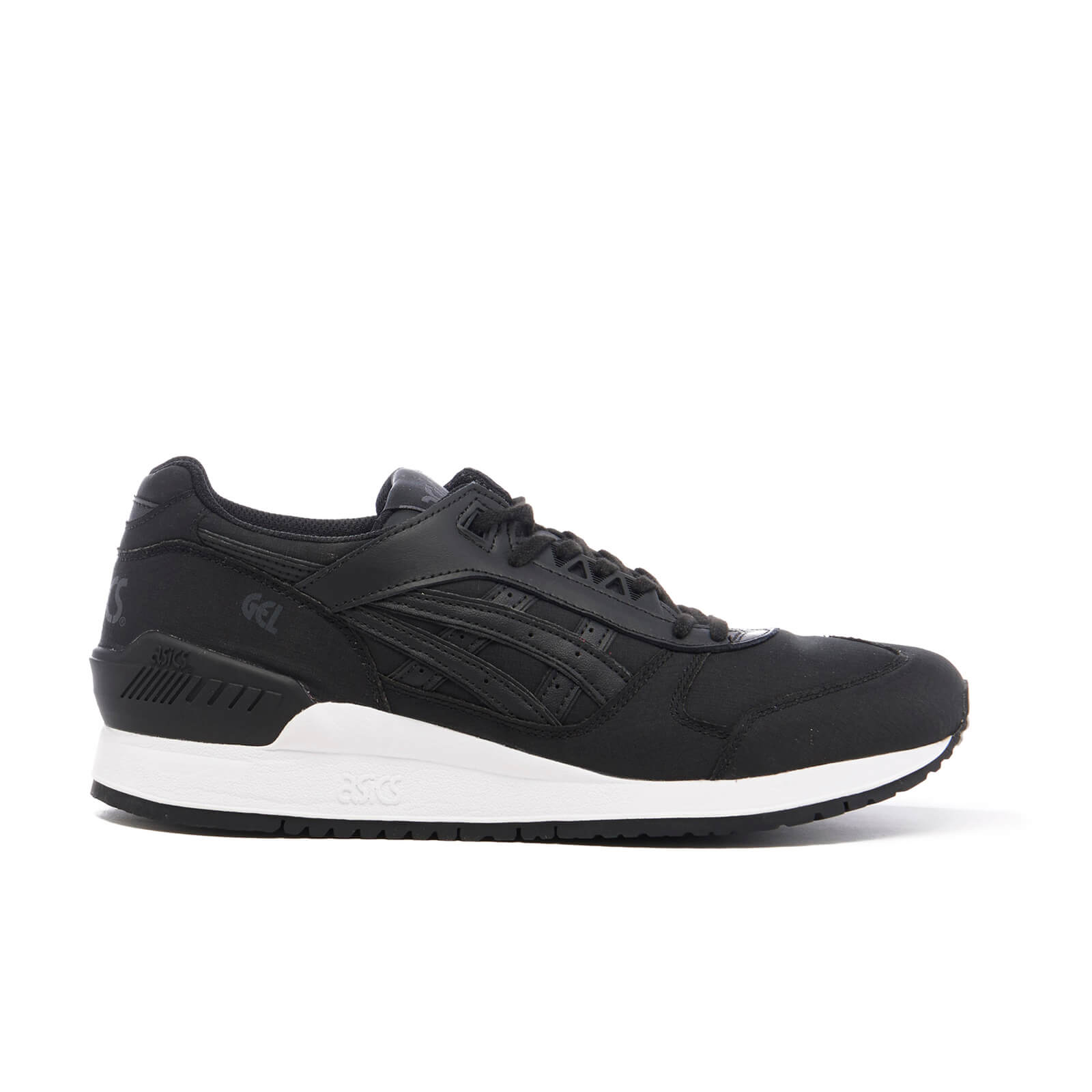 c02aa8175c54 Asics Lifestyle Men s Gel-Respector Ripstop Pack Trainers - Black - Free UK  Delivery over £50