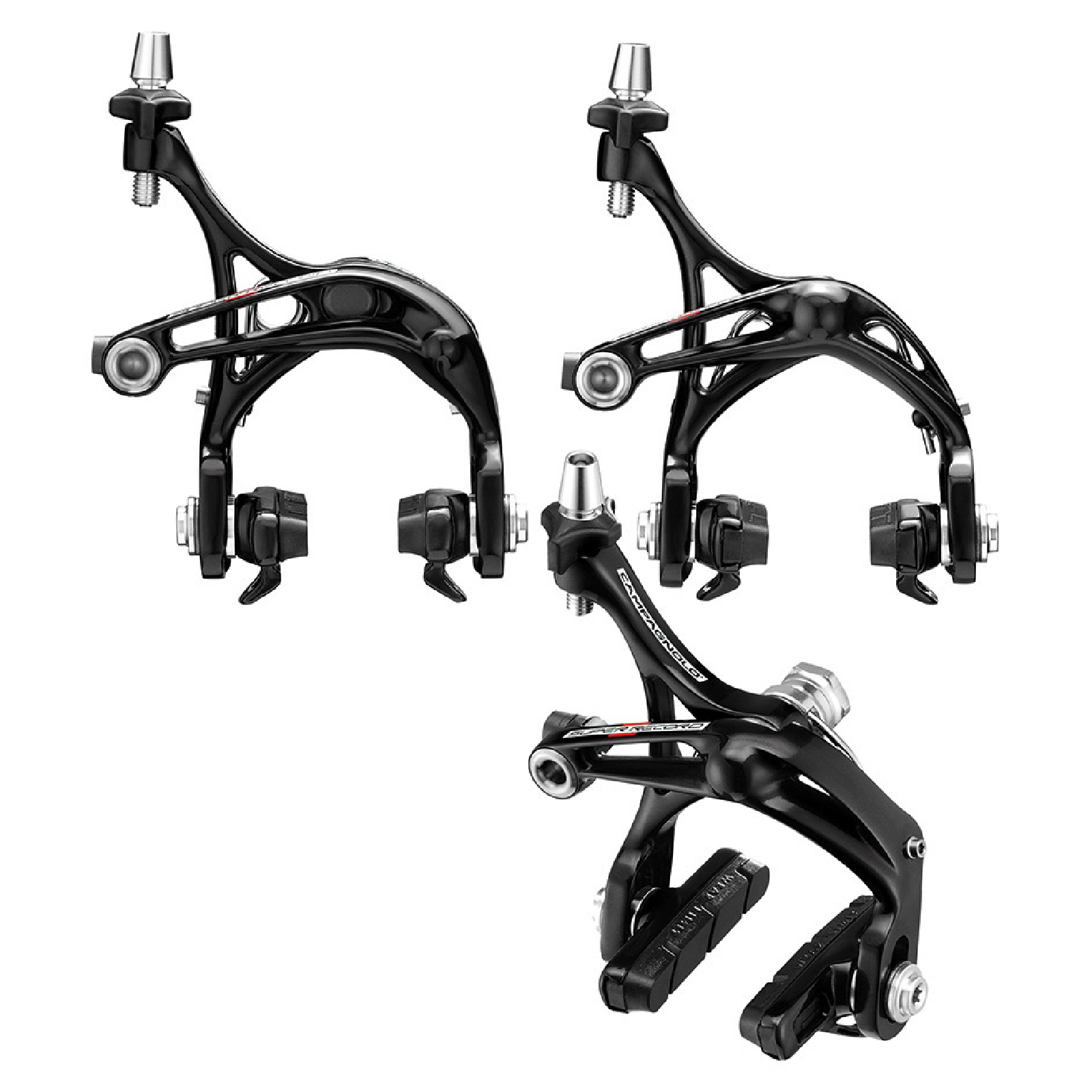 Campagnolo Super Record Skeleton Dual/Mono Pivot Brake Set
