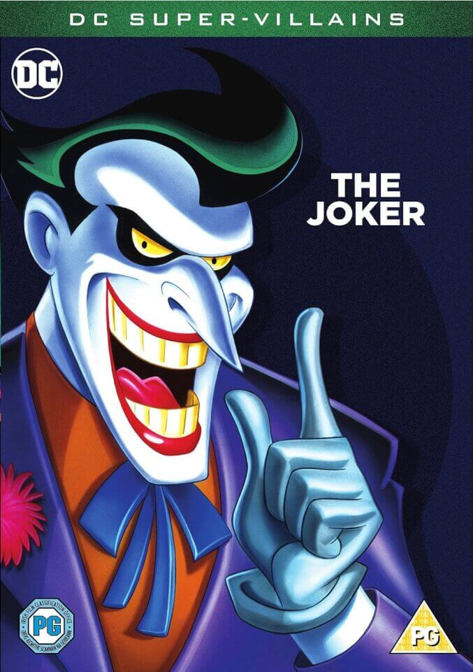 The Joker - Heroes And Villains