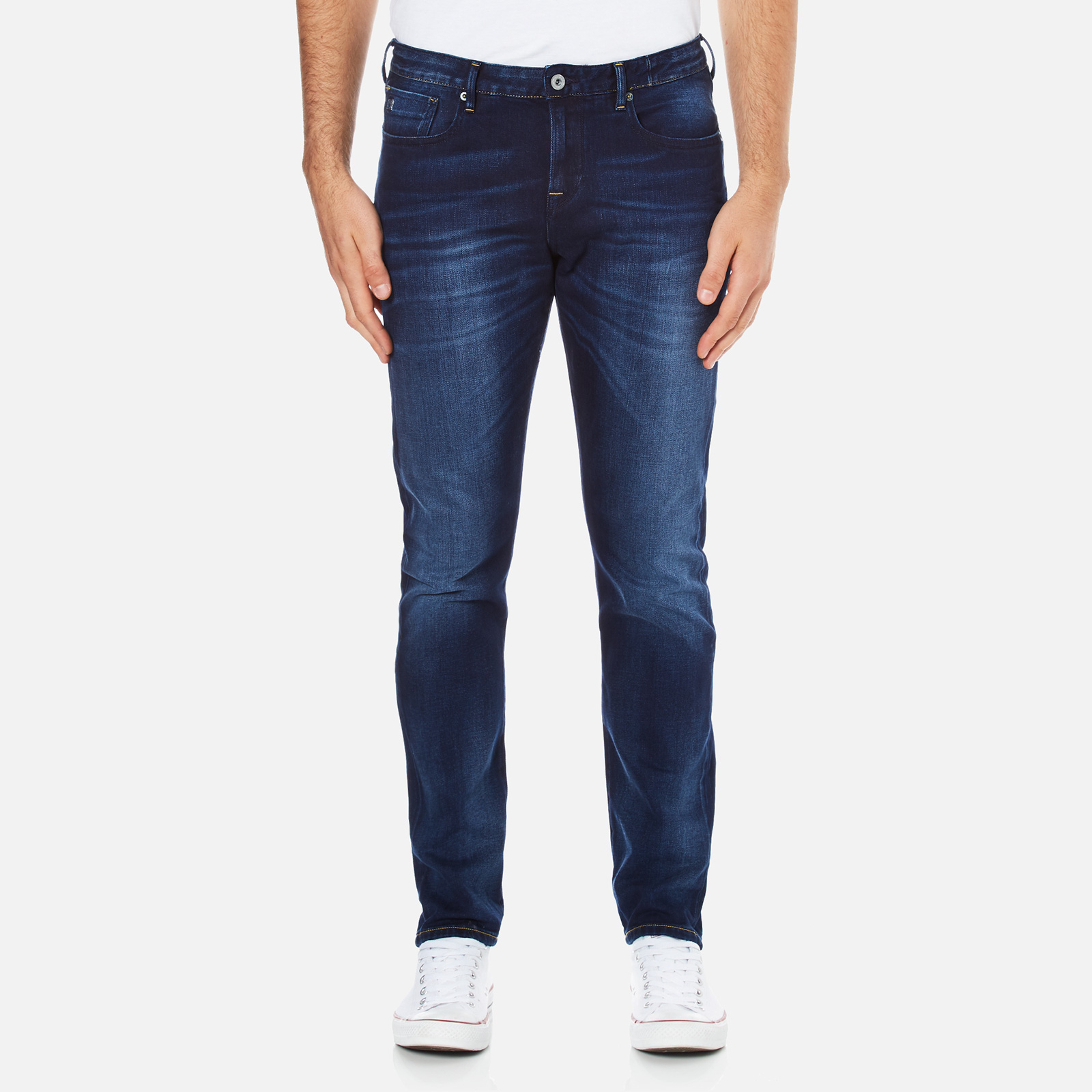 Scotch & Soda Men's Catch 22 Tapered Jeans - Touch & Move