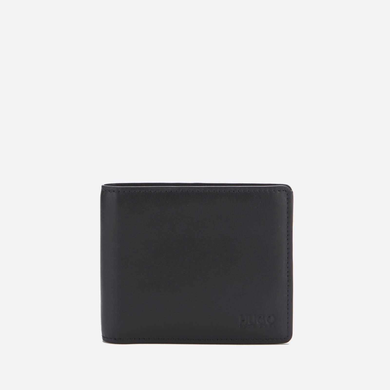 f5f94bace BOSS Hugo Boss Subway 8 CC Wallet - Black Mens Accessories