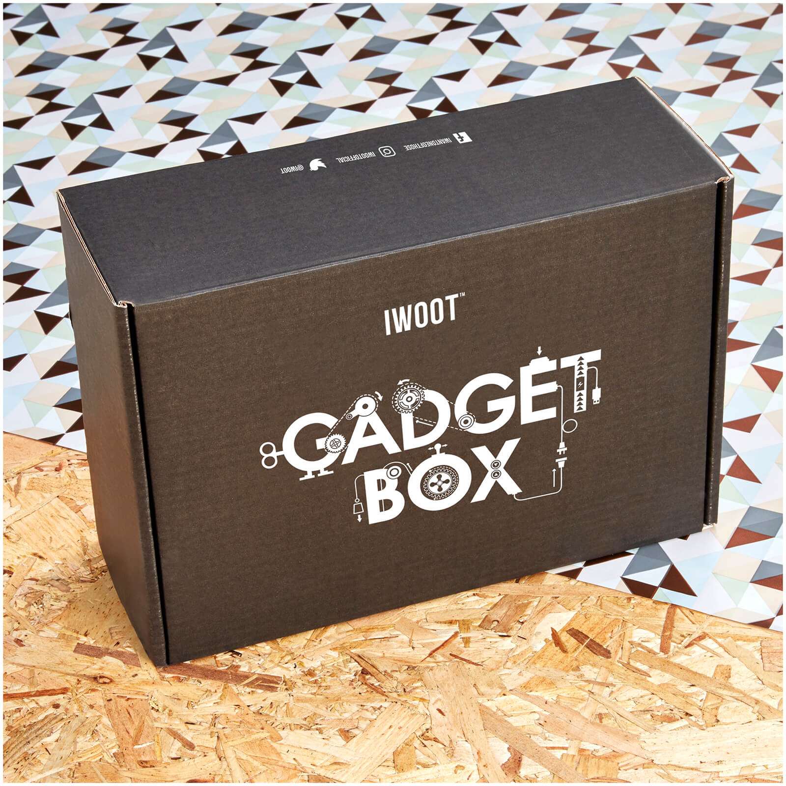 Mystery Gadget Box - Worth over £50