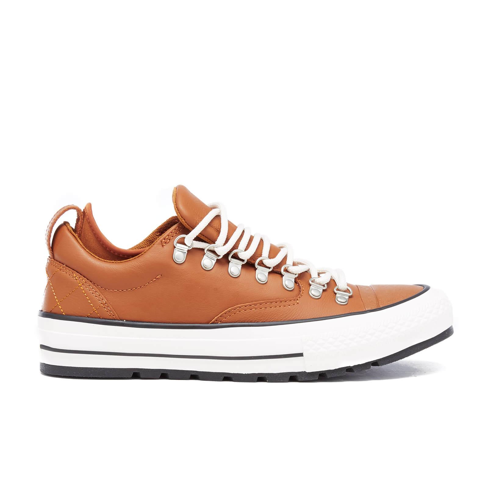 a5baa831f9bf88 Converse Men s Chuck Taylor All Star Descent Hiker Trainers - Antique Sepia  Egret Black Mens Footwear