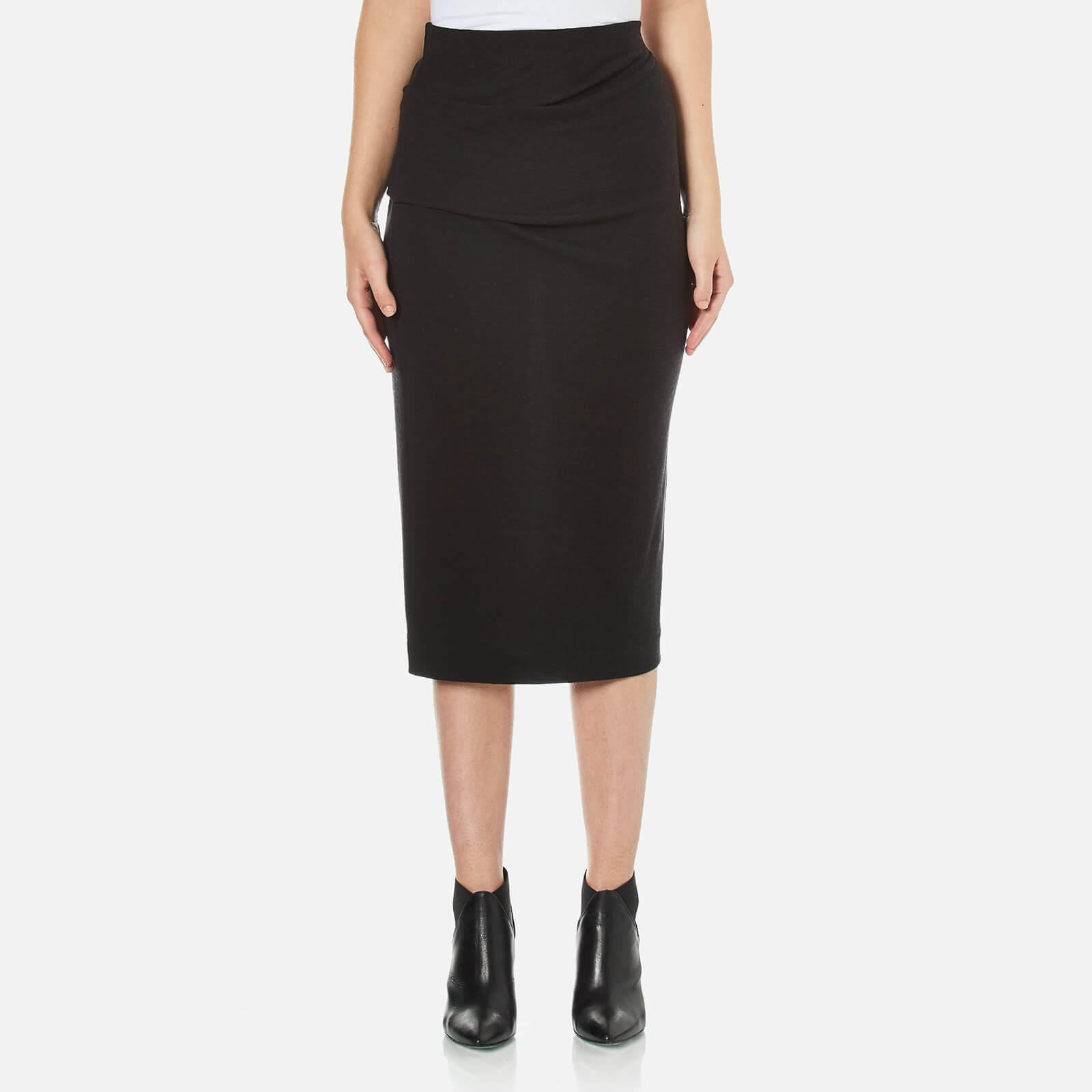 98172d2255 By Malene Birger Women's Reoria Skirt - Black - Free UK Delivery over £50
