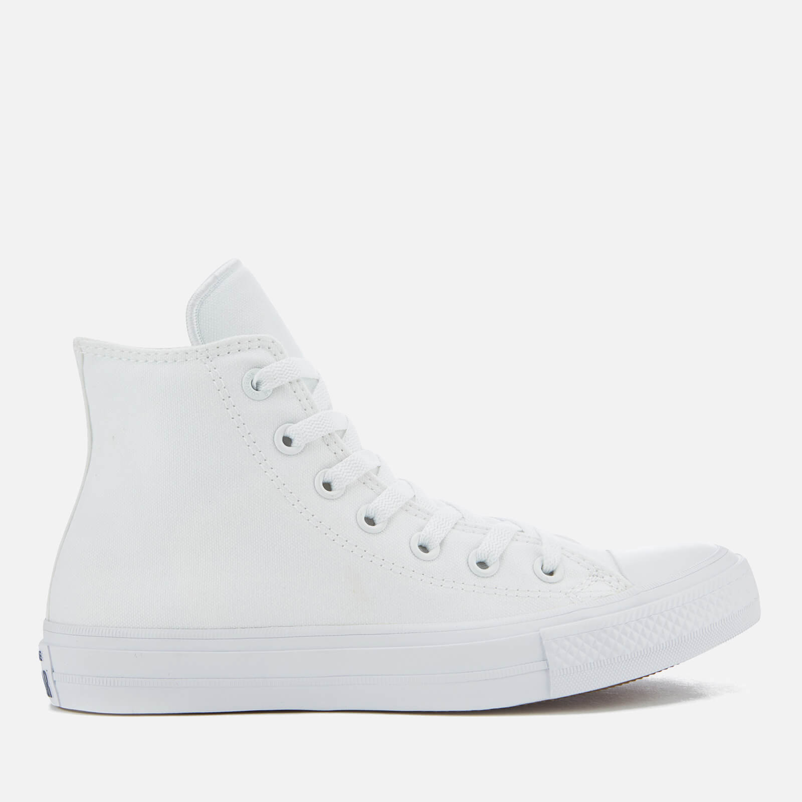285b9d498b7379 Converse Chuck Taylor All Star II Hi-Top Trainers - White White Navy - Free  UK Delivery over £50