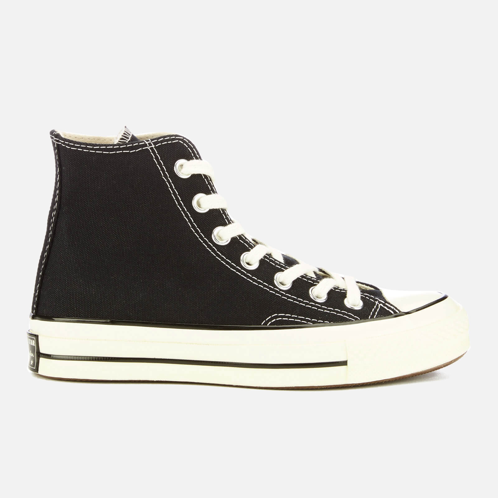 Converse Chuck Taylor All Star 70 Hi-Top Trainers - Black Egret - Free UK  Delivery over £50 3b3420e14