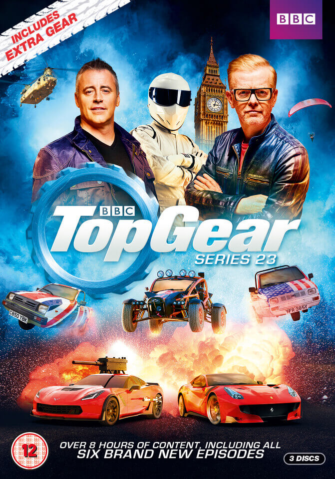 Top Gear - Series 23