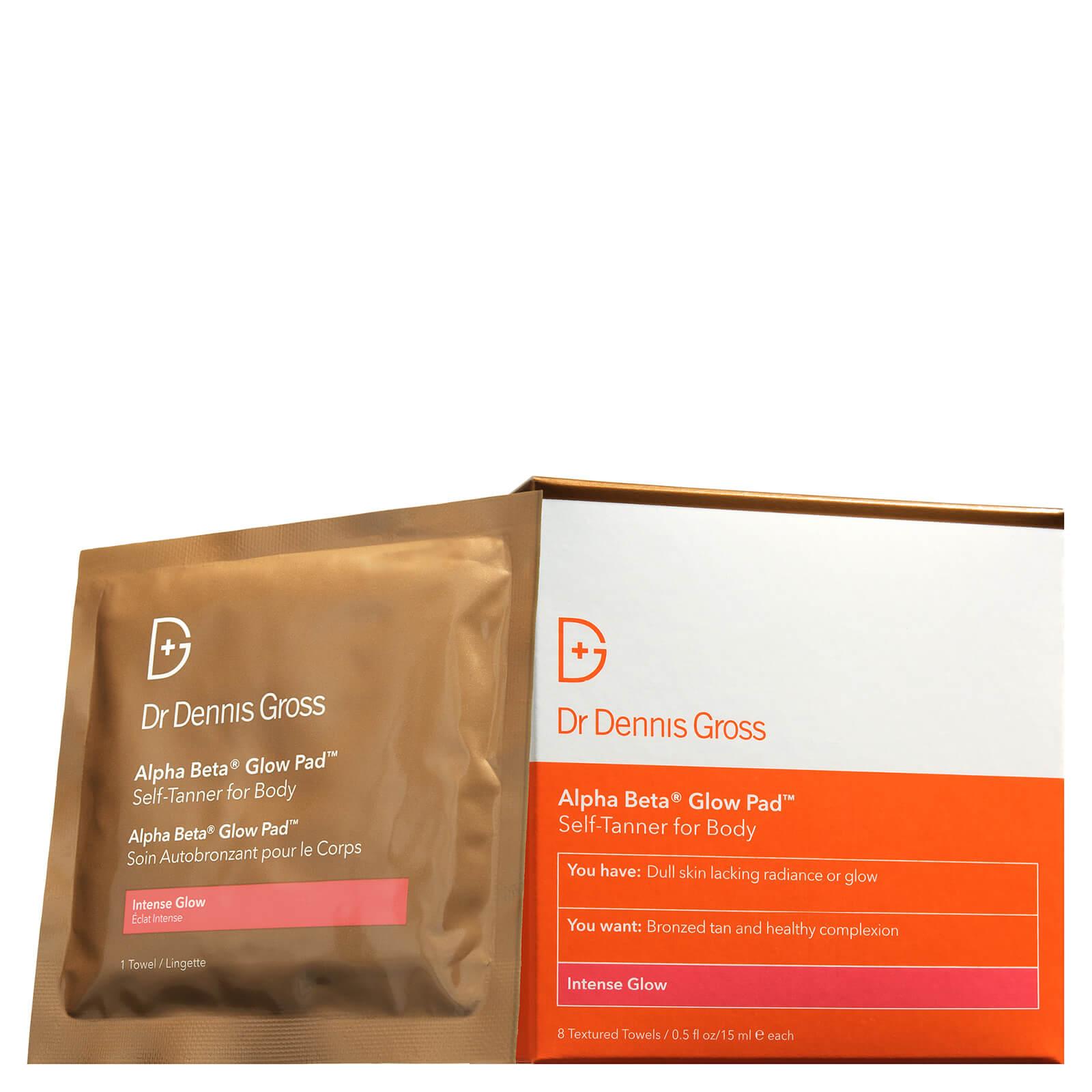 Dr Dennis Gross >> Dr Dennis Gross Alpha Beta Glow Pad For Body Skinstore