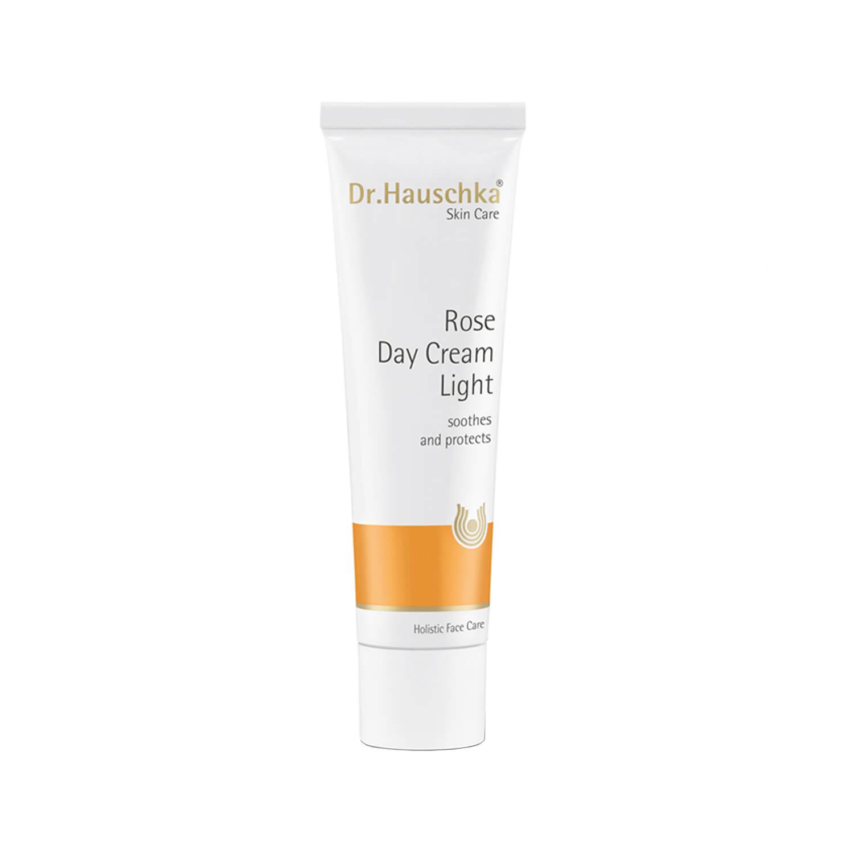 dr hauschka rose day cream light