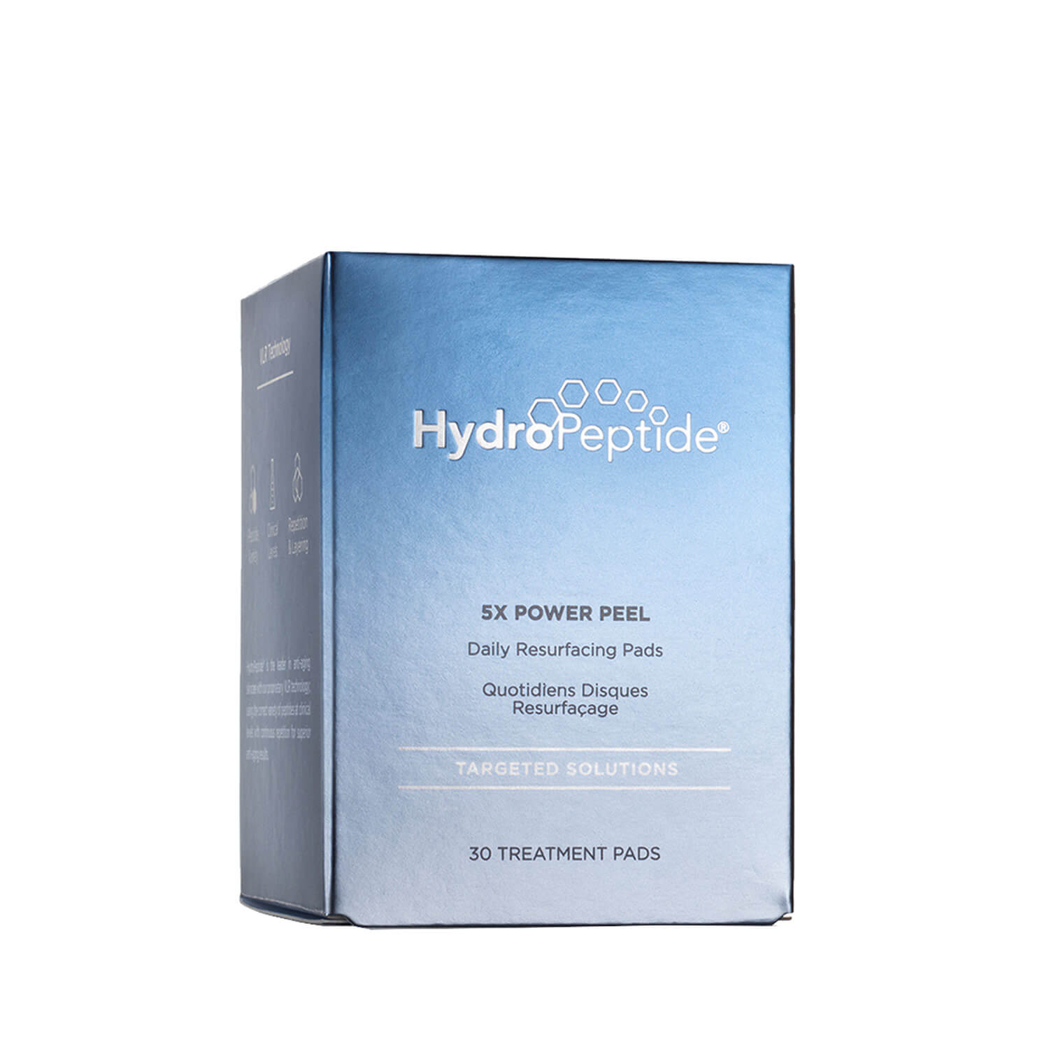 HydroPeptide 5X Power Peel Daily Resurfacing Pads