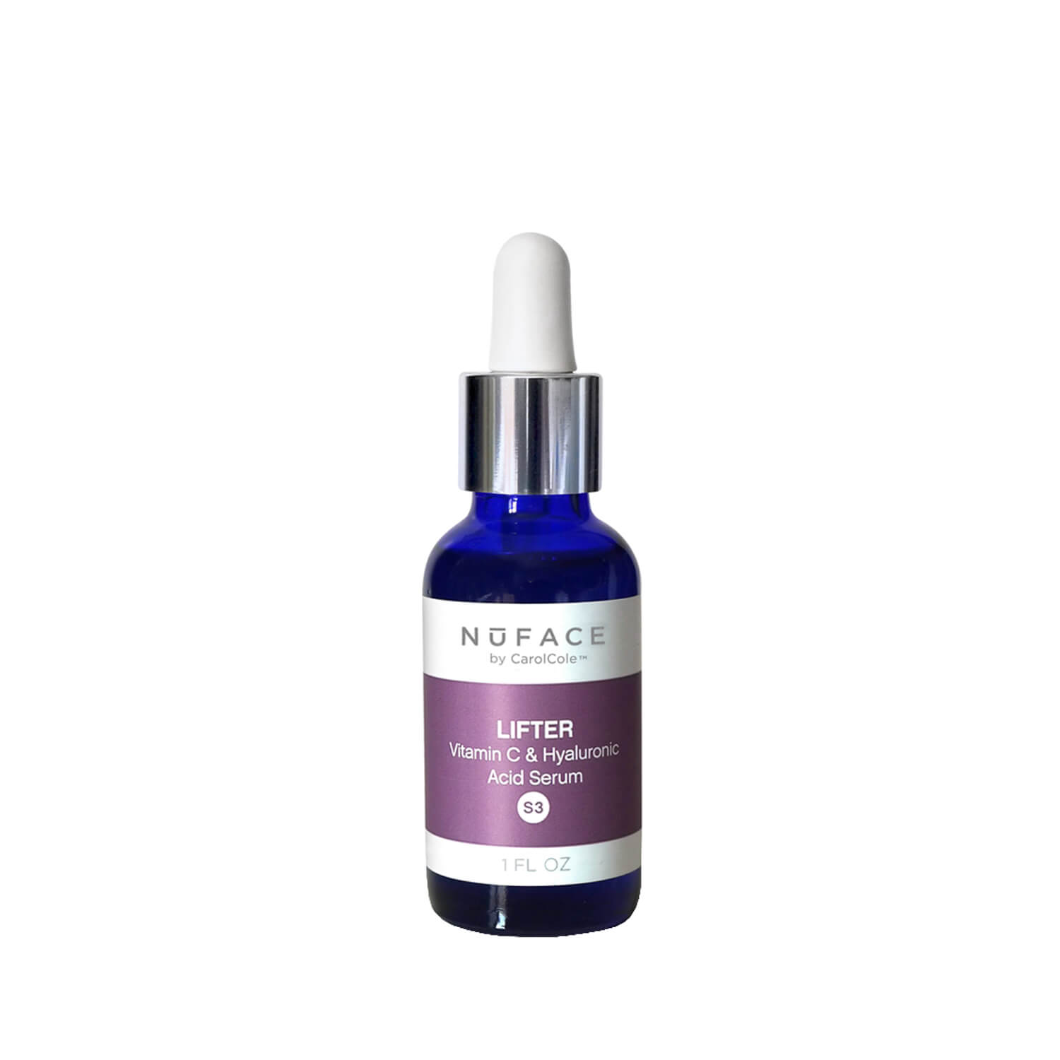 NuFACE Lifter Vitamin C and Hyaluronic Acid Serum S3