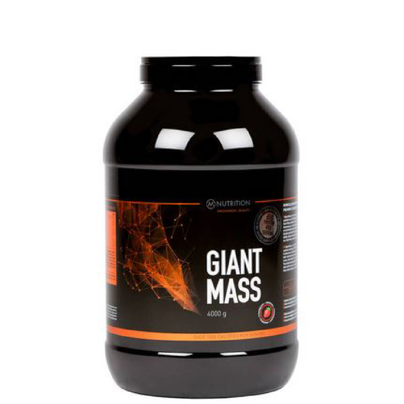 M-Nutrition Giant Mass - Strawberry 4kg