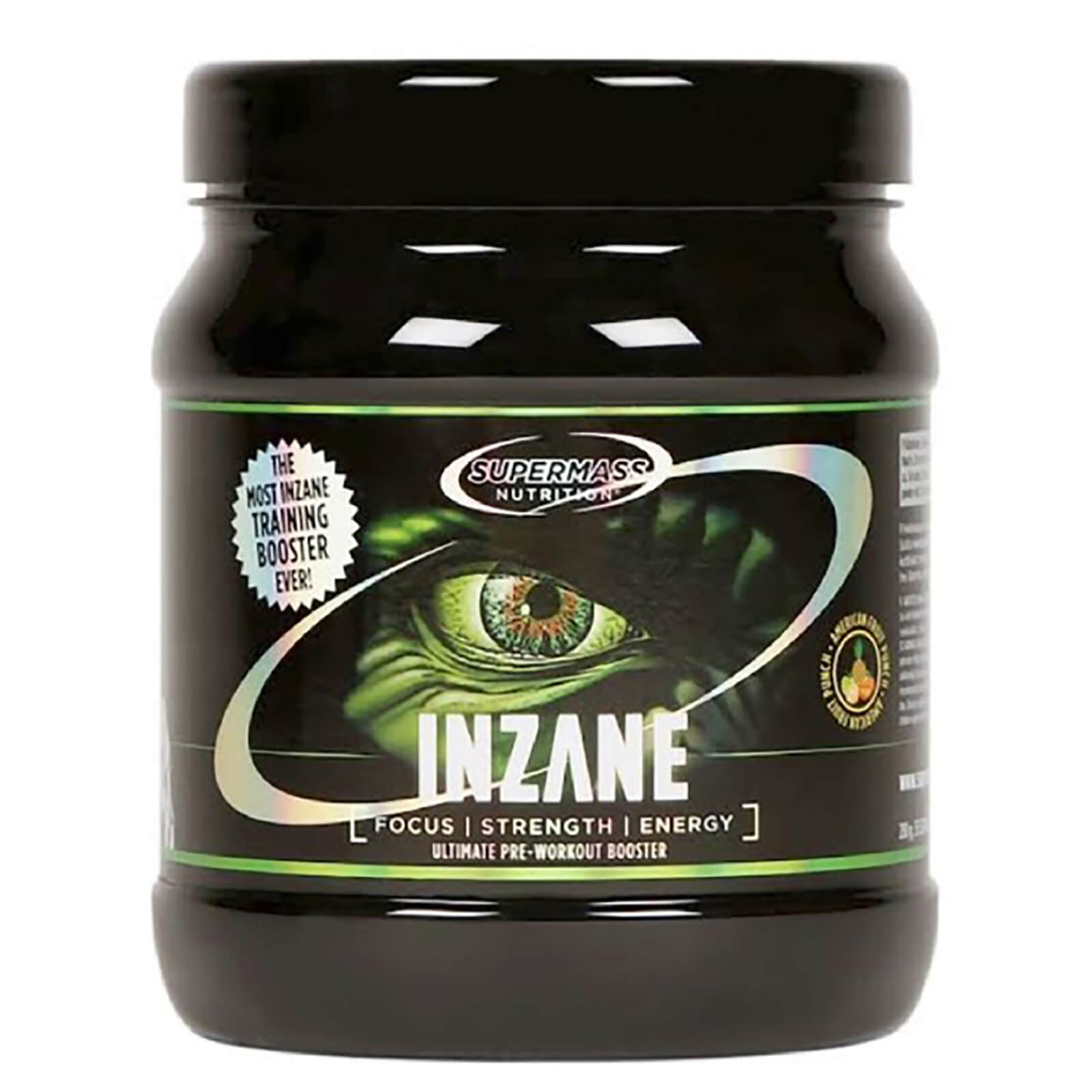 SUPERMASS InZane - Raspberry & Salty Liquorice 288g