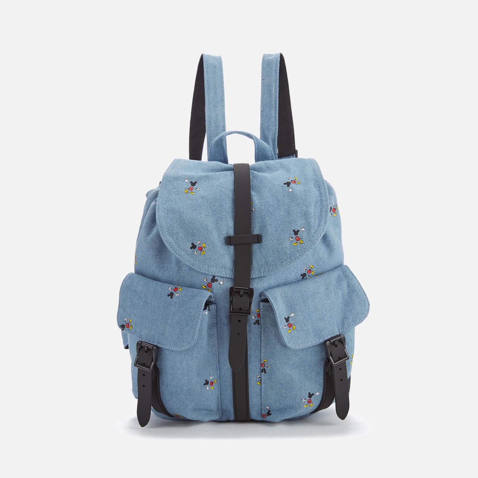 info for 50054 890c0 Herschel Supply Co. Women s Dawson Disney Backpack - Denim Black Poly -  Free UK Delivery over £50