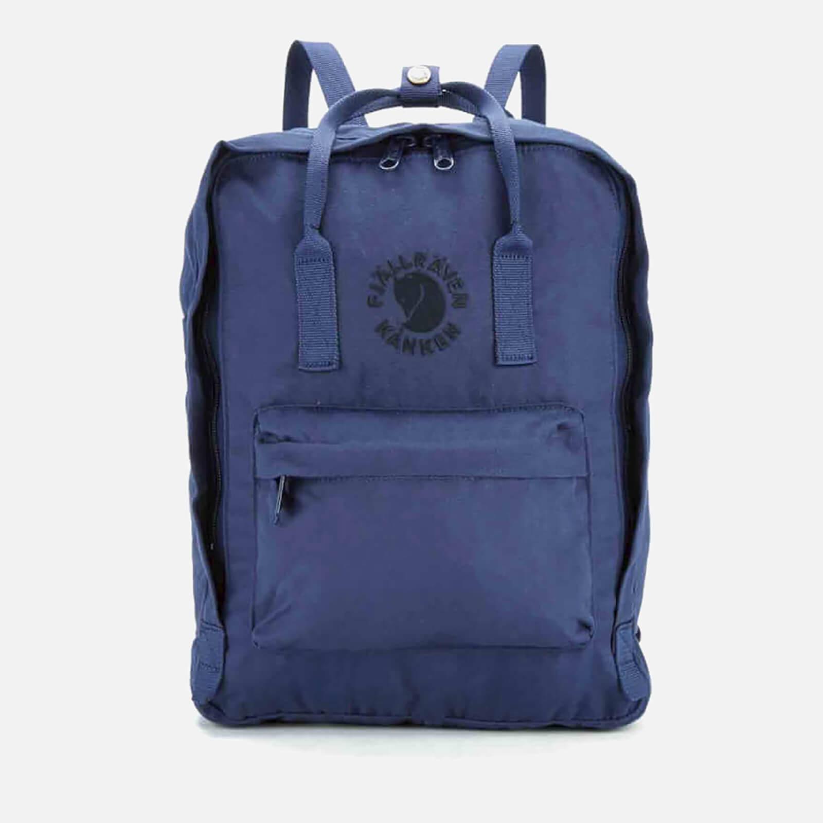 d5422e500 Fjallraven Re-Kanken Backpack - Midnight Blue