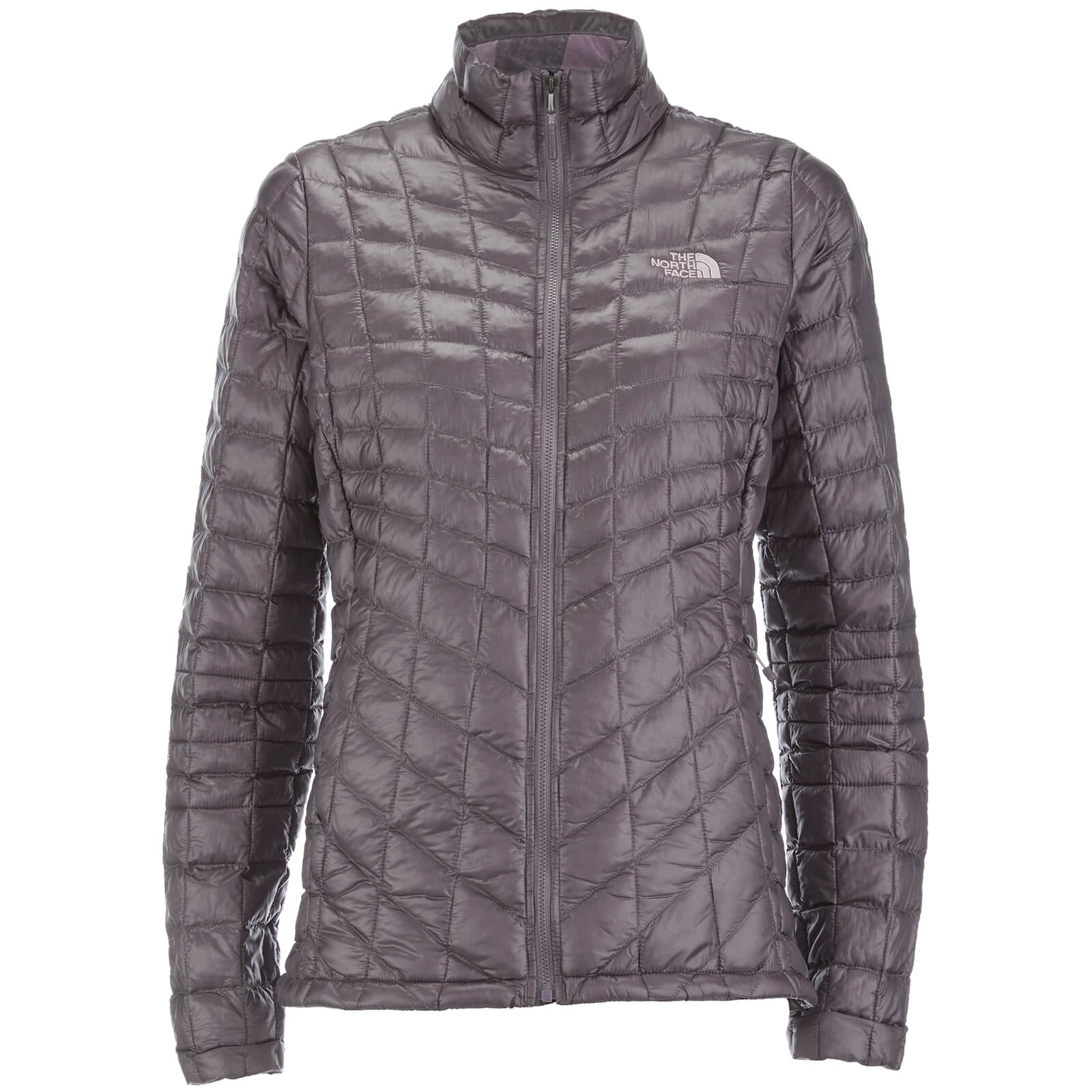 c28c497e809 ... The North Face Women's ThermoBall™ Full Zip Jacket - Rabbit Grey