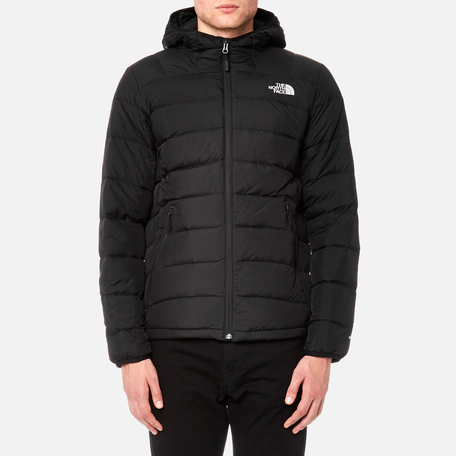 4ee032656 The North Face Men's Lapaz Hooded Jacket - TNF Black