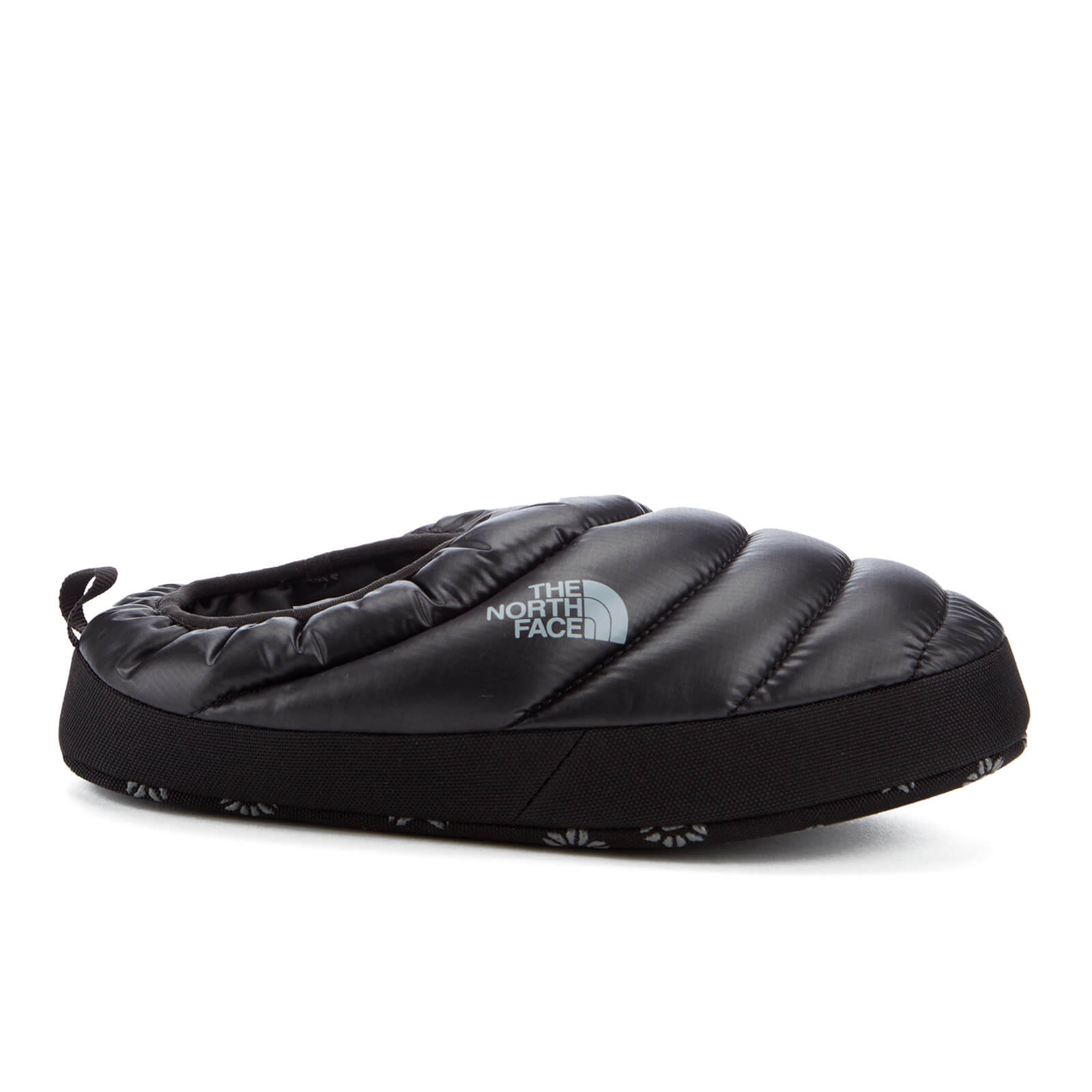 a41e9b206 The North Face Women's NSE Tent Mule III Slippers - Shiny TNF Black
