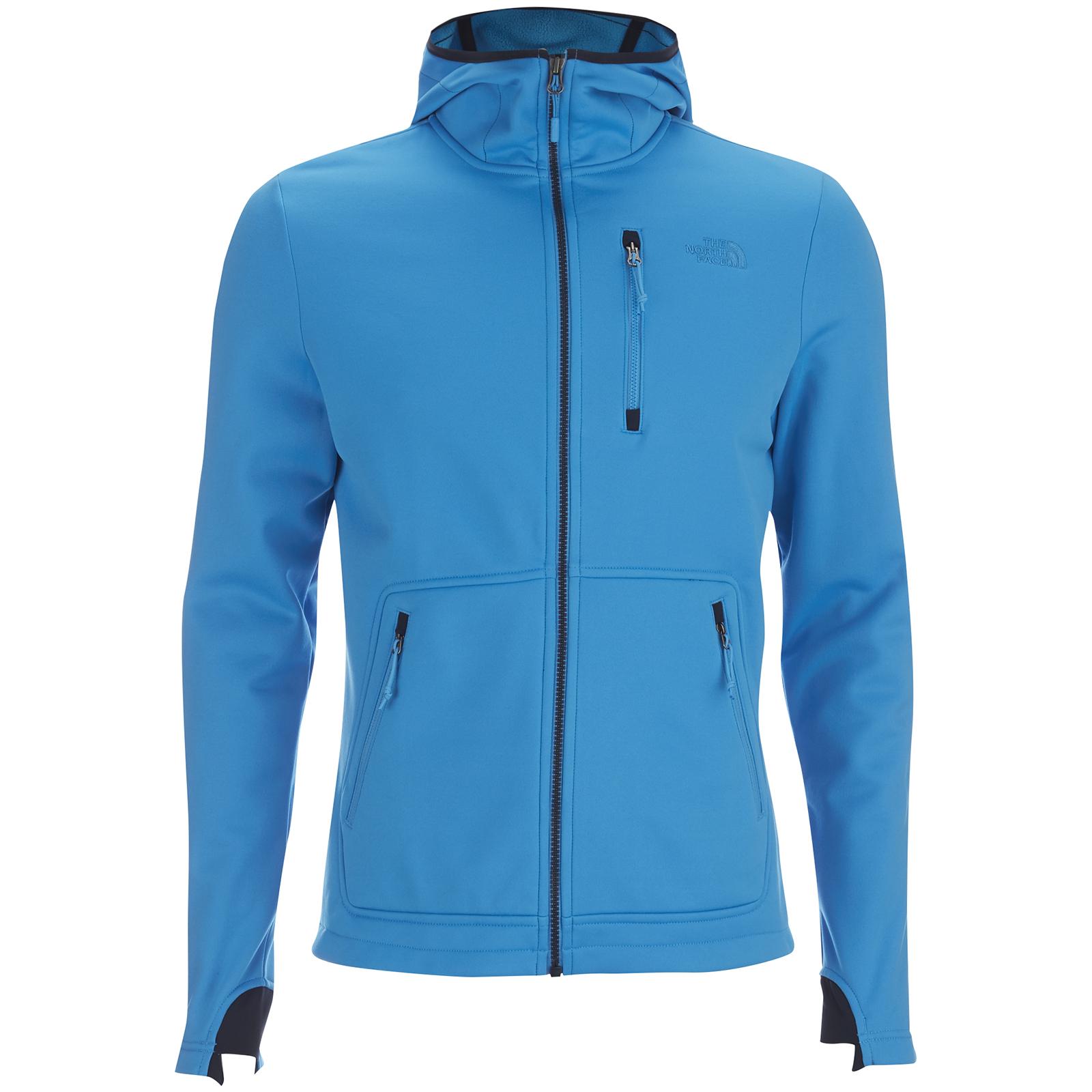 e687a9f8c The North Face Men's Rafford Full Zip Hoody - Blue Aster