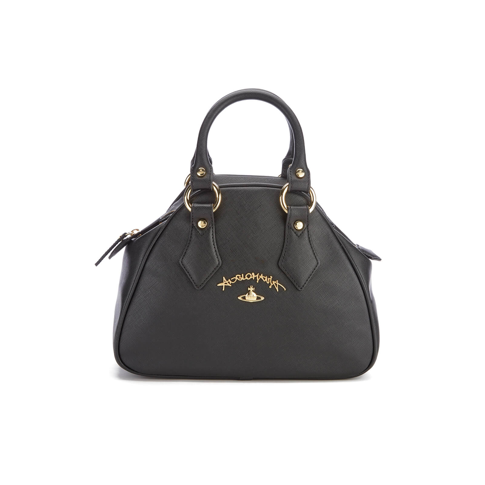 Vivienne Westwood Women s Divina Small Tote Bag - Black - Free UK Delivery  over £50 c99eb16c9fa8b