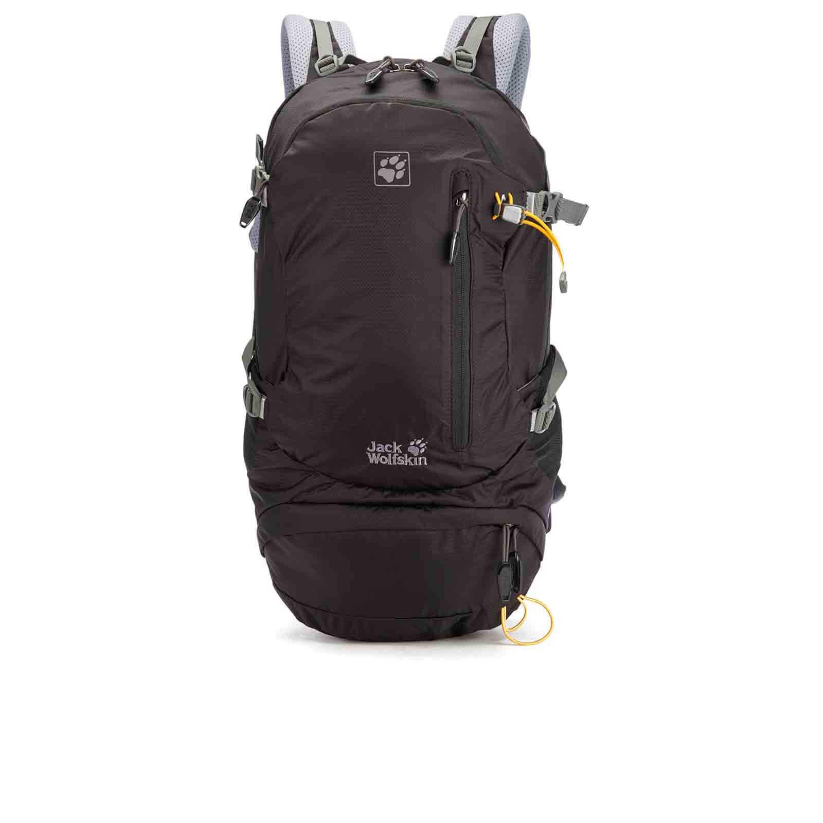 50% price cheap sale new design Jack Wolfskin ACS Hike 24 Backpack - Black