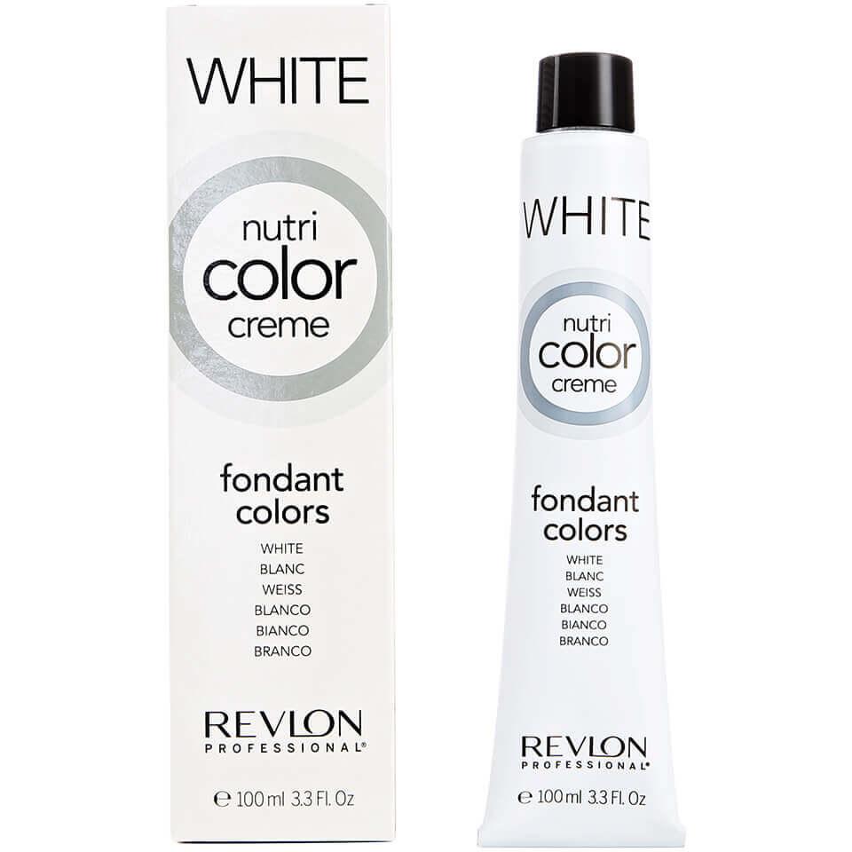 Onwijs Revlon Professional Nutri Color Creme 000 White 100ml | Free US PO-61