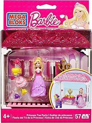 My Geek Box Barbie Mega Blocks