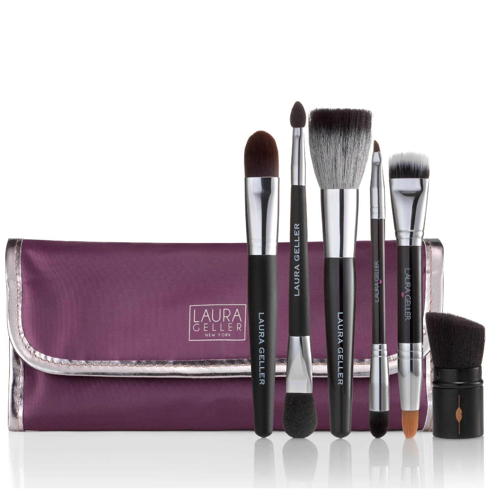 Laura Geller Brush Artist Collection (Worth £92)