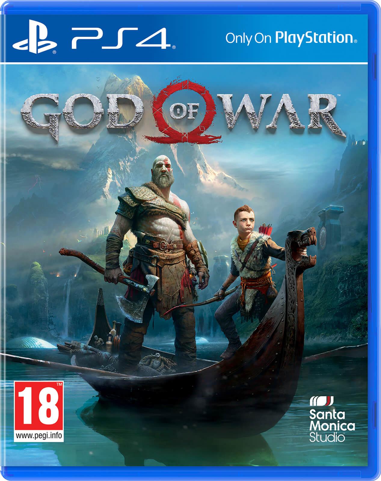 Ps4 Of God Zavvi War