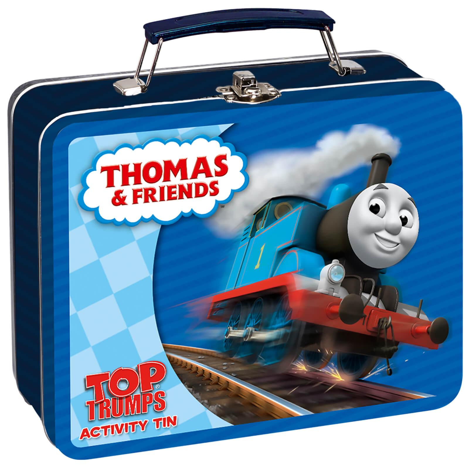 Top Trumps Activity Tin - Thomas and Friends