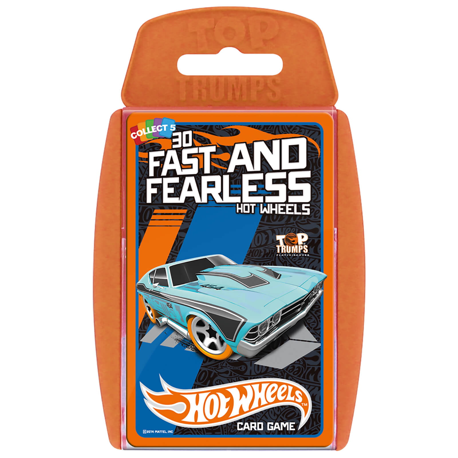 Top Trumps Specials - Hot Wheels