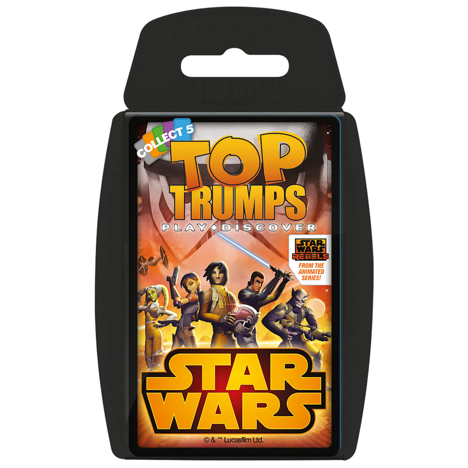Top Trumps Specials - Star Wars Rebels