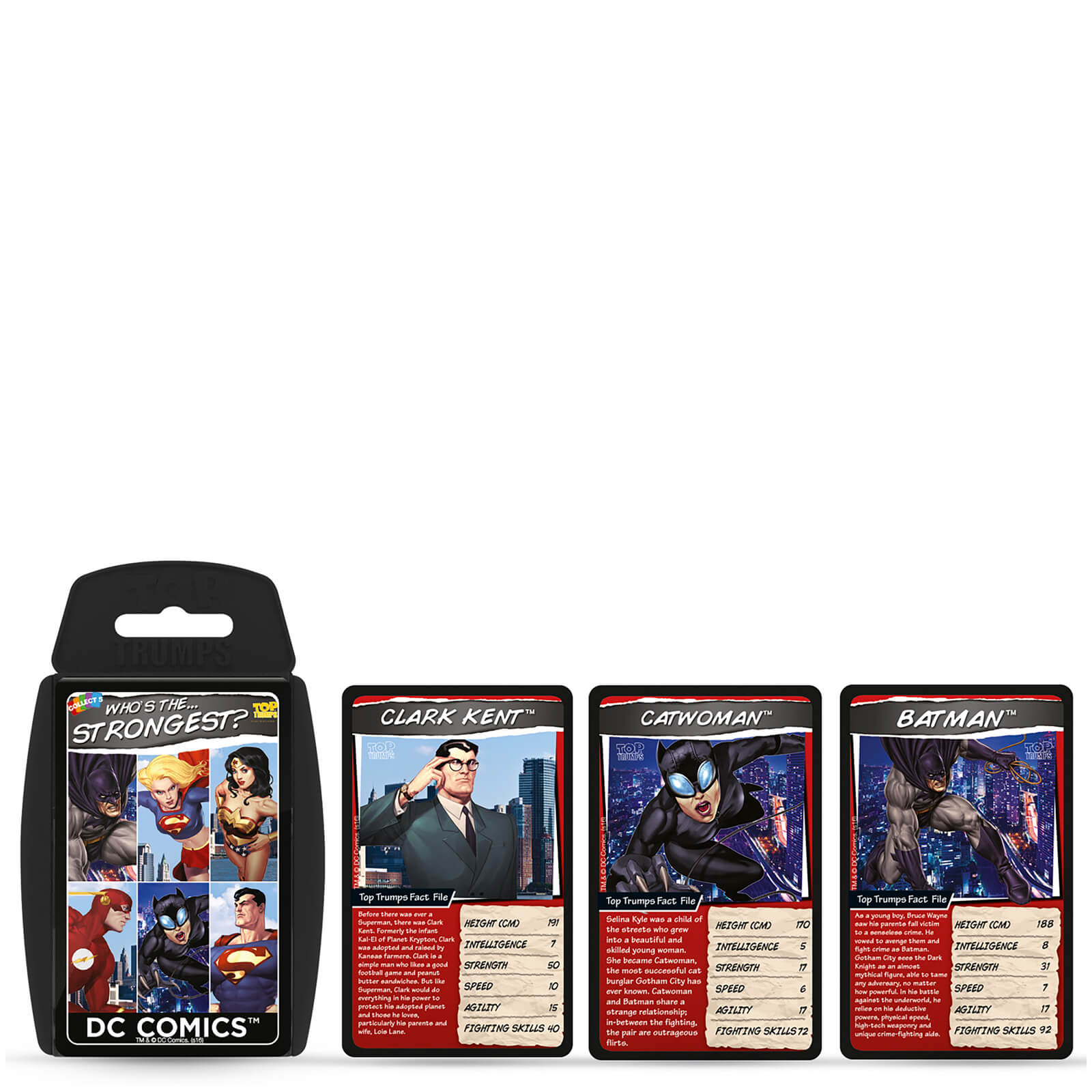 Top Trumps Specials - DC Superhero Girls