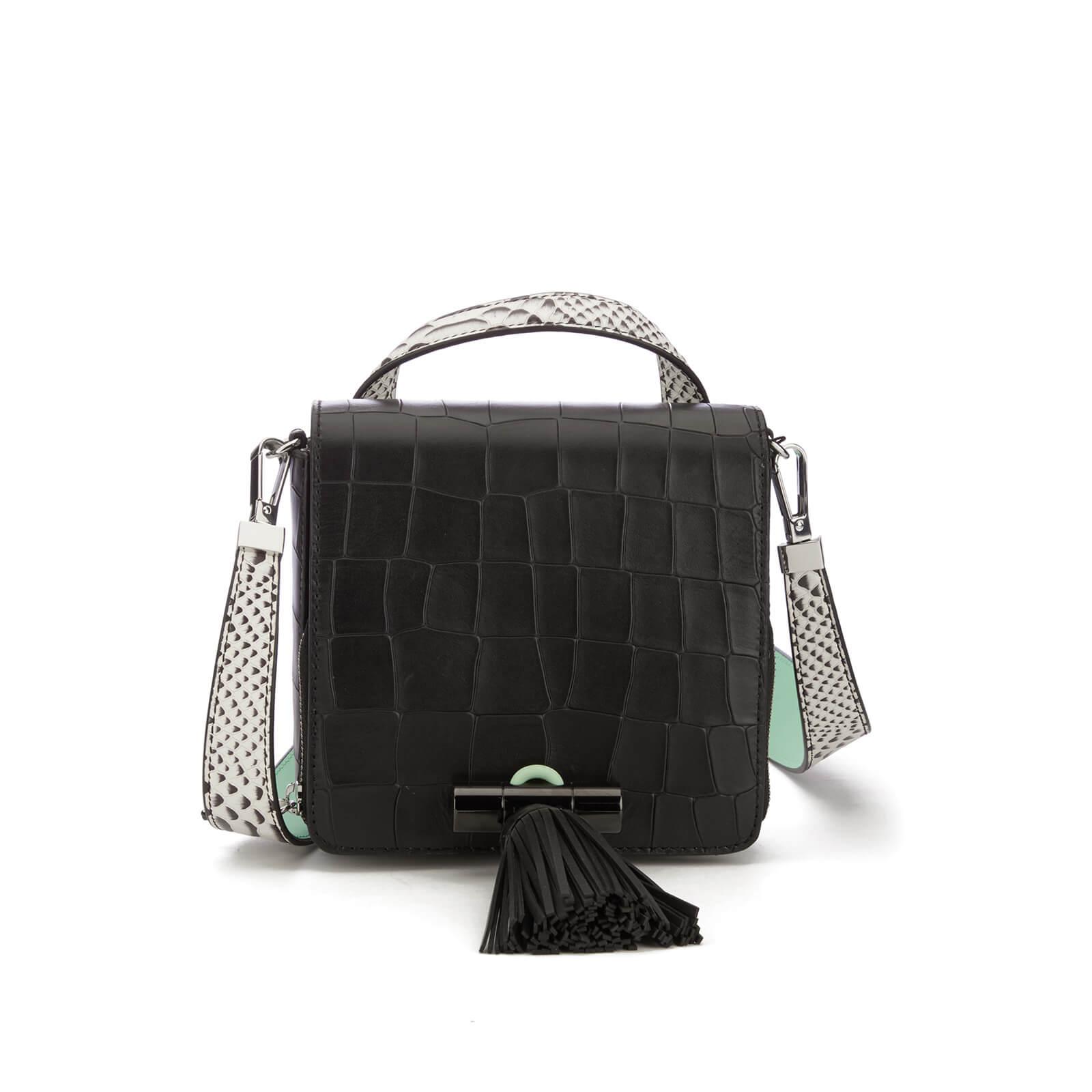 a571bb7d KENZO Women's Runway Small Top Handle Bag - Black